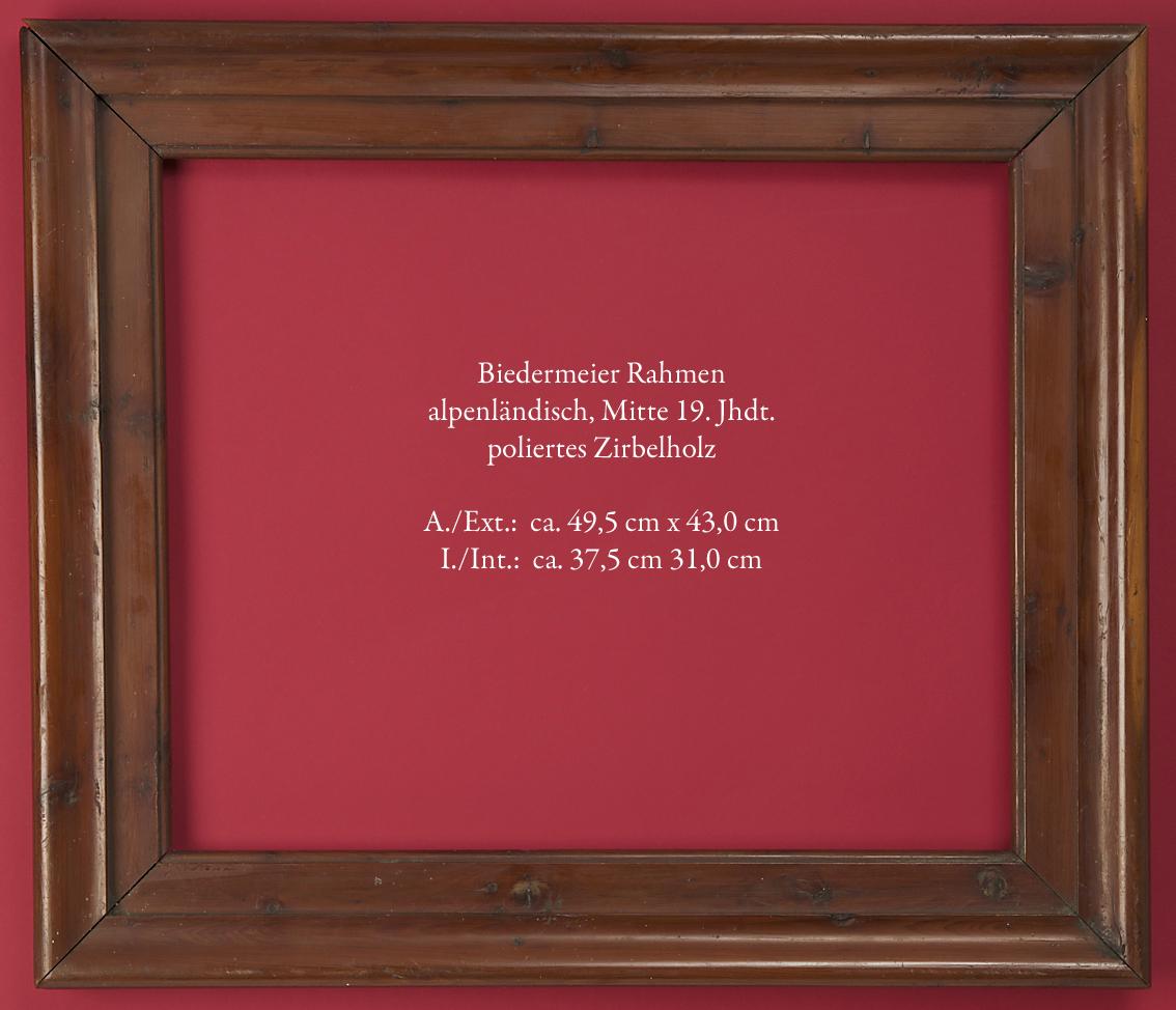 Fine Antique Frames - Thomas Kraft